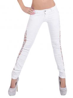 Jeans White